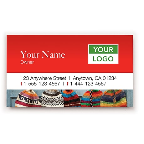 Business cards custom business card printing staples business cards reheart Image collections
