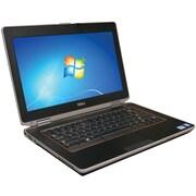 Dell Latitude 6420 Refurbished Notebook, Intel Core i5-2520M, Dual Core Processor, 4GB RAM, 250GB HD, Windows 10 Pro