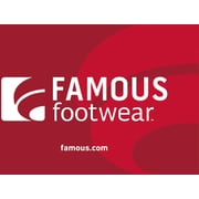 Famous Footwear Gift Card $25 (Email Delivery)
