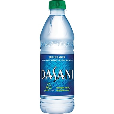 dasani water 500ml bottles 24 pack staples. Black Bedroom Furniture Sets. Home Design Ideas