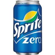 Sprite Zero®, 12 oz. Cans, 24/Pack