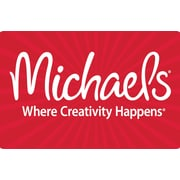 Michaels Gift Card $50 (Email Delivery)