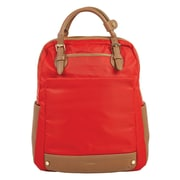 Isaac Mizrahi New York Katherine Collection Backpack, Red