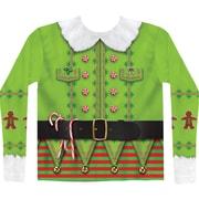 Christmas Elf Sweater S-XXL