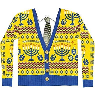 Ugly Hanukkah Sweater S