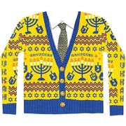 Ugly Hanukkah Sweater S- XXL