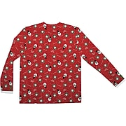 Red Xmas Suit & Tie XL