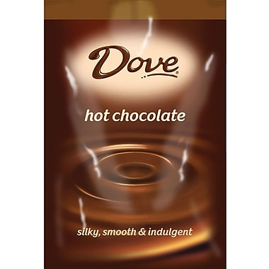 MARS DRINKS Flavia® Dove® Hot Chocolate Freshpacks 72/Ct