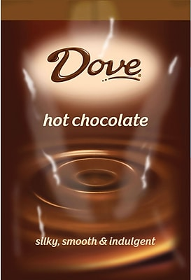 MARS DRINKS™ Flavia® Dove® Hot Chocolate Freshpacks 72/Ct