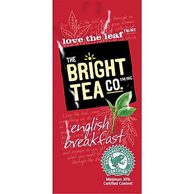 MARS DRINKS Flavia® The Bright Tea Co. English Breakfast Tea Freshpacks 100/Ct