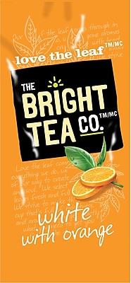 MARS DRINKS Flavia® The Bright Tea Co. White with Orange Tea Freshpacks 100/Ct