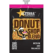 FLAVIA® ALTERRA® Donut Shop Blend Coffee Freshpacks, 100/Carton (MDRA200)
