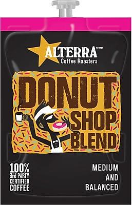MARS DRINKS Flavia® Coffee ALTERRA® Donut Shop Blend Freshpacks 100/Ct