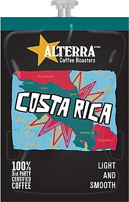 MARS DRINKS Flavia® Coffee ALTERRA® Costa Rica Freshpacks 100/Ct