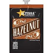 FLAVIA® ALTERRA® Hazelnut Coffee Freshpacks, 100/Carton (MDRAA185)