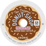The Original Donut Shop® Bulk K-Cup® Pods, Regular Medium Roast, 96/CT (60052101)