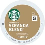 Keurig® K-Cup® Starbucks® Veranda Blend Coffee, Regular, 24/Pack