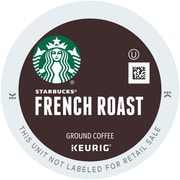Keurig K-Cup Starbucks French Roast Dark, Regular, 24 Pack