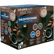 Keurig K-Cup The Entertainer Variety Pack, 48 Pack