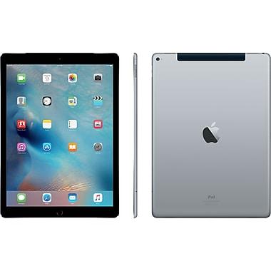 Apple - iPad Pro, 12,9 po, puce A9X, Wi-Fi, gris cosmique