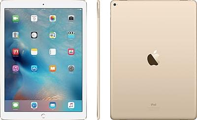 Apple 12.9-inch iPad Pro Wi-Fi 256GB Gold 2124097