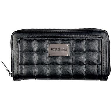 Club Rochelier – Pochette avec fermeture à glissière CL8871-9-BLACK, noir