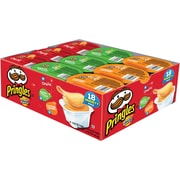 Pringles® Potato Crisps Snack Stacks® Variety Pack, 72/Ct (KEE18251)