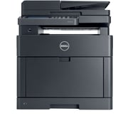 Dell Color Cloud H625cdw Multifunction Laser Printer New