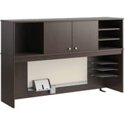 Bush Business Furniture Envoy 58W Hutch, Mocha Cherry (PR76861)
