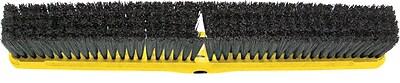"Rubbermaid® Stiff Polypropylene Floor Sweep Broom, 24"" Medium"