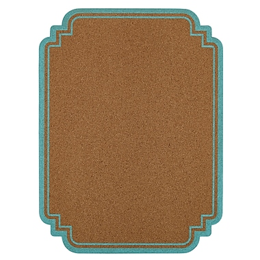 Office by Martha Stewart™ Message Board, 15x20, Blue (44381)