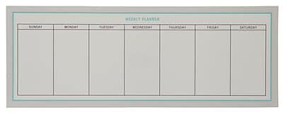 Office by Martha Stewart™ Dry Erase Weekly Calendar (44378)