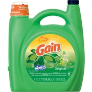 Gain® HEC Liquid Laundry Detergent, Original, 150 oz.
