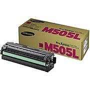 Samsung CLT-M505L Magenta High Yield Toner Cartridge (SU304A)