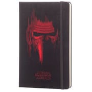 Moleskine Limited Edition Notebook, Large, Ruled, Star Wars Episode VII Lead Villain