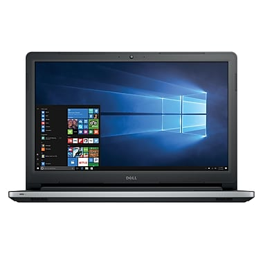 Refurbished Dell Inspiron I5559-4413SLV Touchscreen Laptop with Windows 10