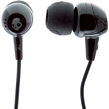 Skullcandy Jib Earbud Headphones, Black