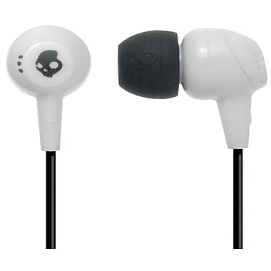 Skullcandy Jib Earbud Headphones, White