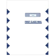 "ComplyRight CMS-1500 9"" X 12 1/2"" Jumbo Right Window Envelope (No Wording)"
