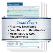 ComplyRight State-Compliant Job Application, Washington