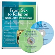"""ComplyRight """"From Sex to Religion: Taking Control of Harassment"""" Training Program"""