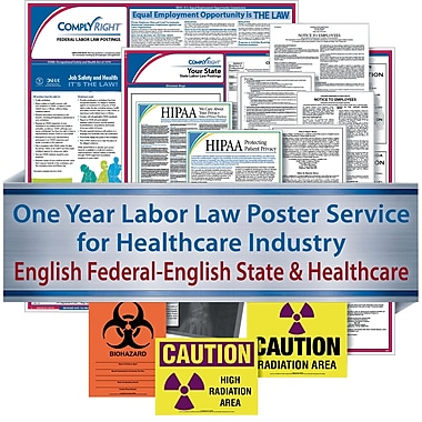 ComplyRight Federal, State & Healthcare (English) - Subscription Service, Illinois
