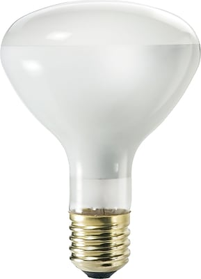 Philips® Incandescent Light Bulb, R40, 500 Watt, Mogul Screw Base, 24/PK