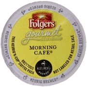 Folgers Gourmet Selections® Morning Café Coffee K-Cup® Pods, 24/Bx