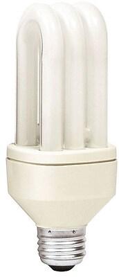 Philips Compact Fluorescent SLS Lamp, 14 Watts, Medium Screw Base, 6PK
