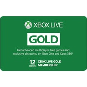 Xbox 12 Month Subscription Gift Card $59.99 (Email Delivery) by