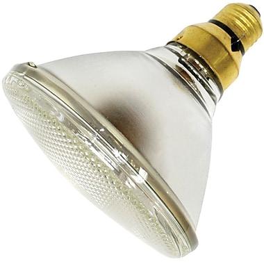Philips Halogen PAR38 Lamp, 25° Flood, 70 Watts, 12PK