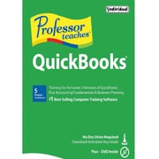 Individual Software Professor Teaches QuickBooks 2015 Tutorial Set Downloads for Windows (1 User) [Download]