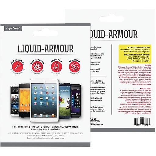 Liquid Armour Screen Protector (IN STORE ONLY)