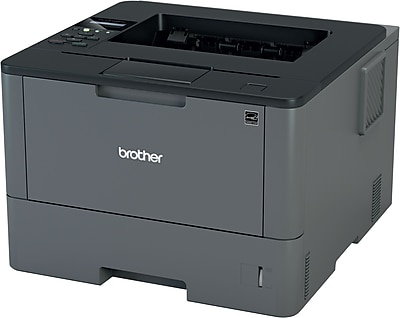 Brother® HL-L5100DN Single-Function Monochrome Laser Printer with Duplex